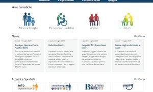 Online il nuovo sito del Consorzio Socio Assistenziale del Cuneese