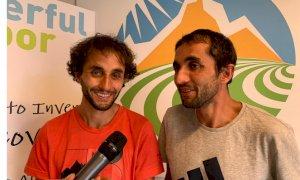 A settembre andrà in stampa il libro dei gemelli Martin e Bernard Dematteis