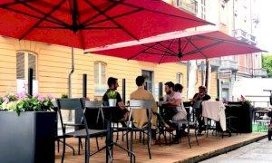 Sono 122 i bar e ristoranti di Cuneo che hanno presentato domanda per avere un dehor