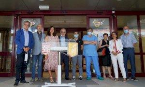 Cuneo, donati all'Ospedale S. Croce e Carle una culla e due termoscanner