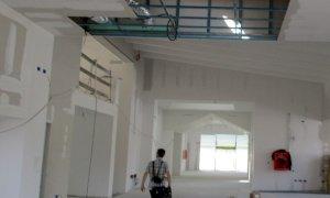 Cuneo, procedono i lavori per la nuova Scuola dell'Infanzia nel quartiere San Paolo