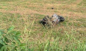 Muore il conducente di uno scooter dopo un violento scontro con un furgone a Cervasca