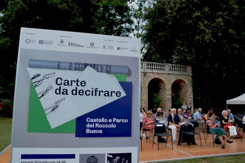 Alessandro Perissinotto apre la terza edizione di 'Carte da decifrare' al Roccolo