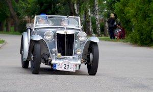 Auto storiche, la Regione approva la deroga sui limiti di circolazione