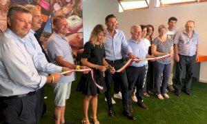 Inaugurato a San Giacomo di Roburent il nuovo allestimento dell'ufficio turistico (VIDEO)