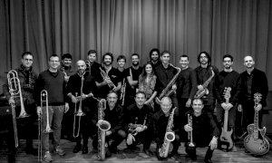 Italian Tunes Big Band a Fossano: come sarebbe la musica italiana se fosse jazz?