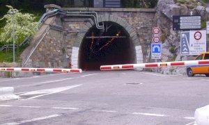 Chiusure notturne per il tunnel di Tenda tra martedì 4 e giovedì 6 agosto
