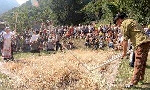 Sant'Anna di Valdieri celebra la XXIX Festa della Segale