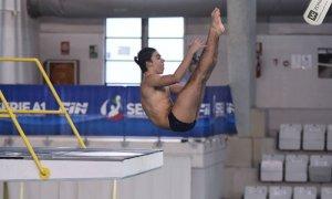 Tuffi, Eduard Timbretti Gugiu ai Campionati Italiani Assoluti Estivi di Bolzano