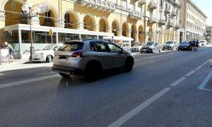 Cuneo, uomo investito da un'auto in corso Nizza