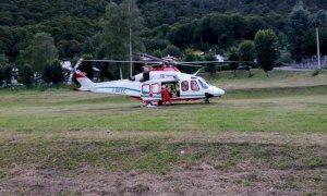 Grave un bambino di 9 anni a Chiusa Pesio, interviene il Soccorso Alpino