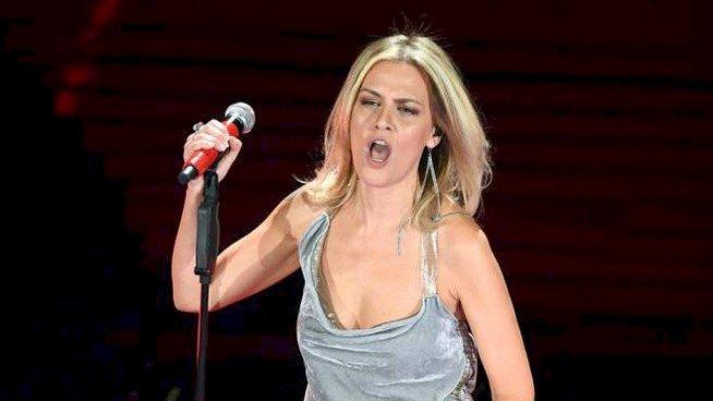 'Bum Bum', Irene Grandi in concerto a Limone Piemonte