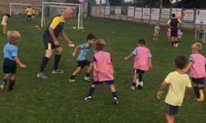 Calcio, porte aperte al Pedona per i più piccoli