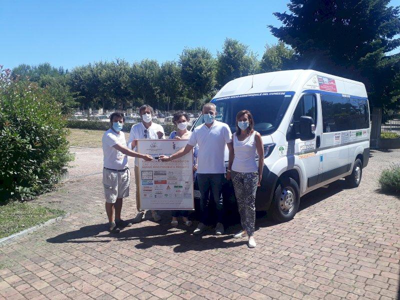 Gara di solidarietà per il Centro Diurno Casamica di Busca: in arrivo un nuovo mezzo attrezzato per disabili