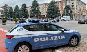 Cuneo, ancora vandalismi ai danni di negozi del centro (gli autori sono sempre gli stessi)