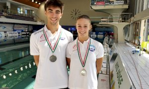Tuffi, due argenti e un bronzo per Eduard Timbretti Gugiu ai Campionati Italiani Assoluti
