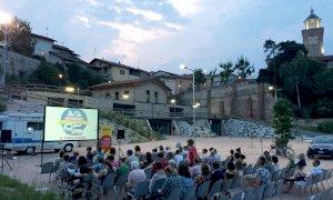 Ultimi due appuntamenti del cinecamper 'Nuovi Mondi 2020' a Chiappera e Roccabruna