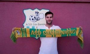 Calcio, Federico Grosso approda al San Benigno