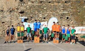 Giro delle Borgate di Melle, tre titoli regionali per la Podistica Valle Varaita