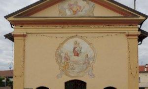 Grazie alla generosità dei frazionisti è stata restaurata la cappella di San Rocco a Busca