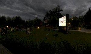 Un'altra settimana di cinema all'aperto in provincia Granda