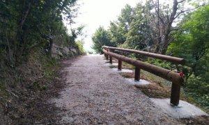 Rifreddo, completati i lavori per la pista ciclabile verso Revello