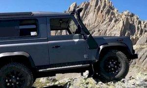 Proseguono gli accertamenti sul Land Rover dell'incidente di Castelmagno