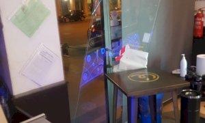Cuneo, furto al bar 'Monte Carlo': è la seconda volta in meno di due mesi