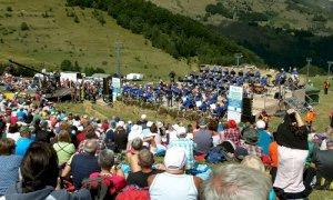Concerto di Ferragosto dal castello di Valcasotto di Garessio a porte chiuse, diretta su Rai 3
