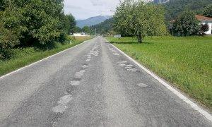'La Strada Provinciale 26 è piena di buche e pericolosa: la Provincia intervenga'