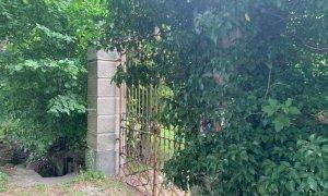 Bivaccava a villa Sarah, cacciato (per la terza volta) un cittadino del Burkina Faso
