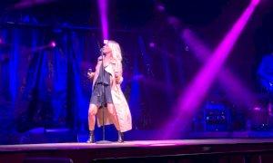 Limone Piemonte: grande successo per il concerto di Irene Grandi