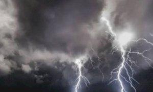 Maltempo, ancora allerta gialla per temporali in provincia di Cuneo
