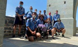 Quattro giorni di eventi estivi per il gruppo scout Agesci Saluzzo 1