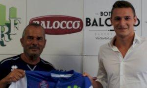 Calcio, Serie D: il Fossano si rinforza con Jonathan Lazzaretti