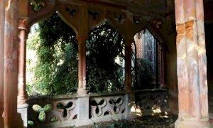 Gravi danni dopo il nubifragio: domenica 16 il castello del Roccolo rimarrà chiuso