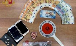 Pregiudicato nigeriano fermato della Polfer a Porta Nuova con decine di grammi di marijuana