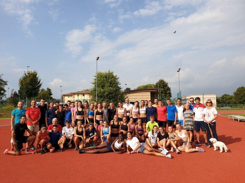 Atletica, Mondovì ospita il raduno estivo federale del settore lanci