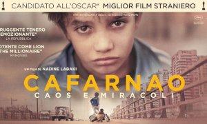 Busca, sabato 22 il cinema all'aperto al parco Francotto