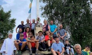 Rifreddo, giovedì 20 agosto la festa alla croce sul Mombracco