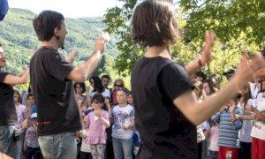 Visita con interazioni musicali al Forte di Vinadio per il progetto 'Persone Patrimonio d'Impresa'