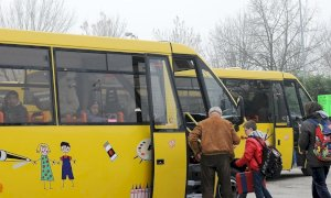 'Se il trasporto pubblico viaggerà senza distanziamento, sia a pieno carico anche quello scolastico'