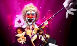 Dronero, 'Raarzabu Magic Show' chiude 'Estate in Terrazza'