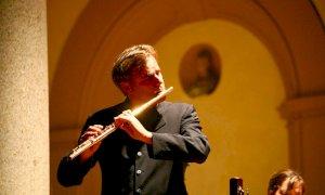 Anima Festival, il flauto di Andrea Griminelli in uno straordinario omaggio a Ennio Morricone e Nino Rota
