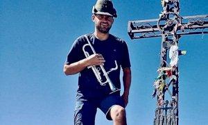 Dalla pianura alla vetta del Monviso in 17 ore: ''Ho realizzato un sogno nel cassetto''