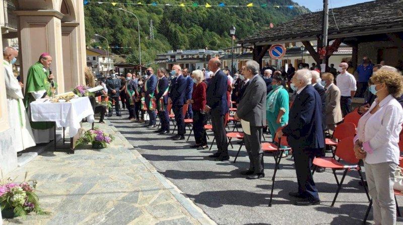 A Sant'Anna di Valdieri celebrata la Festa di Sant'Elena