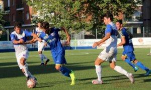 Calcio, il Fossano battuto dal Borgaro nel quarto test stagionale