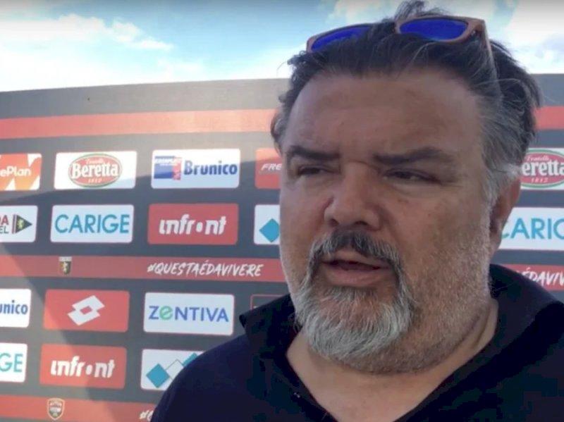 Lamanna smentisce la rentrée, ma torna a parlare del Cuneo: ''Ho buttato un milione nel gabinetto''