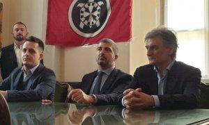 Referendum, CasaPound Cuneo si schiera per il no: ''Riforma inutile e demagogica''