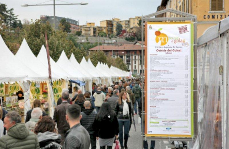 """Mondovì, annullata l'edizione 2020 di """"Peccati di Gola"""""""